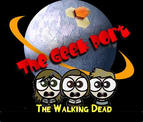 TGP Walking Dead Logo