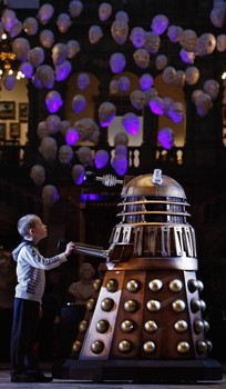 Dalek And Hath Visit Museum Ahead Of Dr Who Exhibition