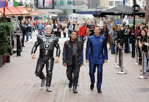 Red Dwarf X - Photocall