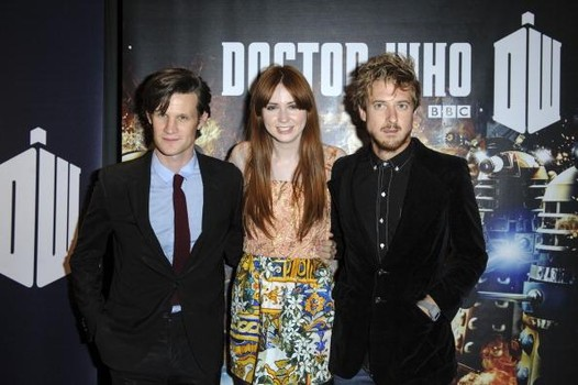 Doctor Who: Asylum Of The Daleks - Screening