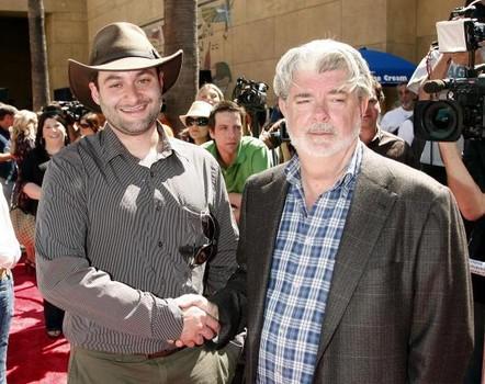 "Premiere of Warner Bros. ""Star Wars: The Clone Wars"" - Arrivals"