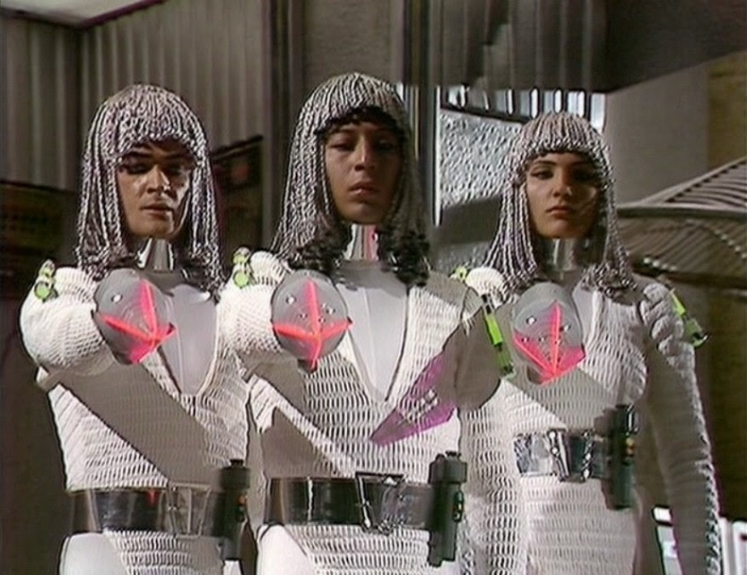 Movellans - 'Destiny of The Daleks'