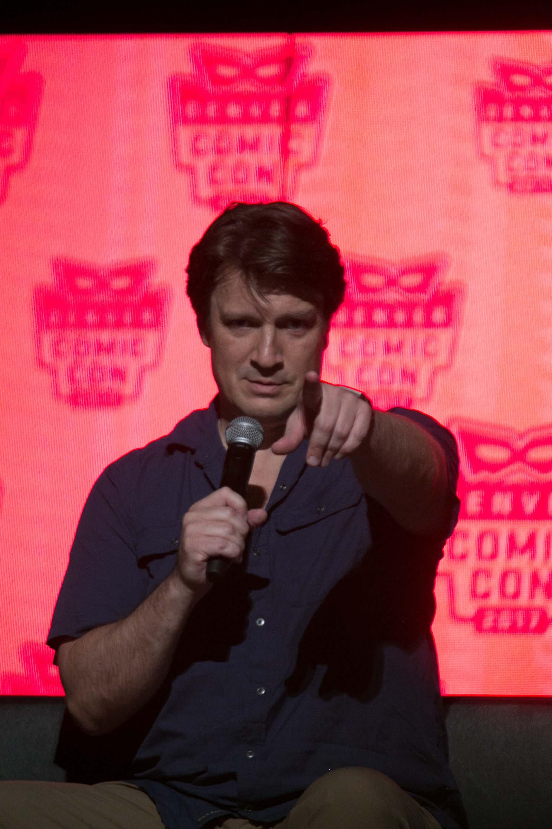 Denver Comic Con 2017 - Denver, Colorado